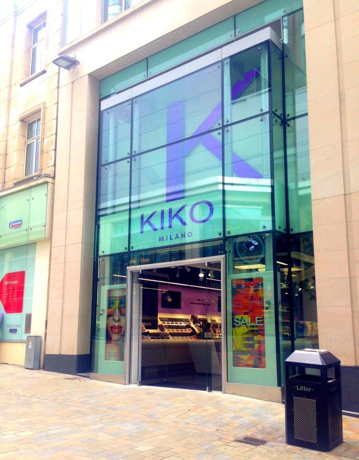 Kiko Store Front