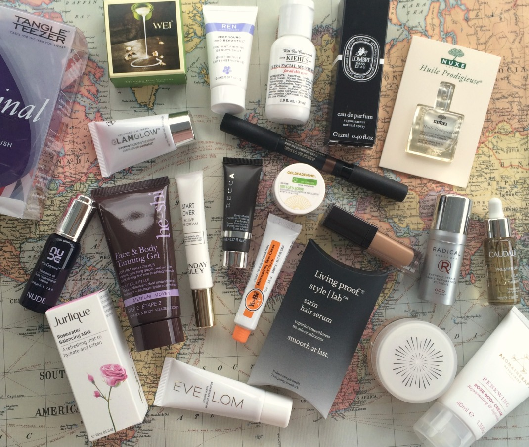 Beauty Chat Live Goody Bag 1